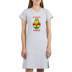 Ghanaian Chick Women's Nightshirt