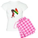3D Ghana Women's Light Pajamas