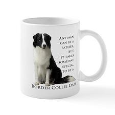 Border Collie Dad Mug