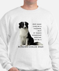 Border Collie Dad Sweatshirt