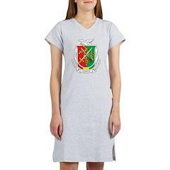 Guinea Coat Of Arms Women's Nightshirt