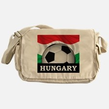 Hungary Football Messenger Bag
