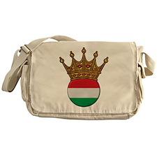 King Of Hungary Messenger Bag