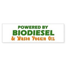 Powered By Biodiesel & WVO