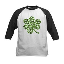 Lucky St. Patty's Day Shamrock Tee