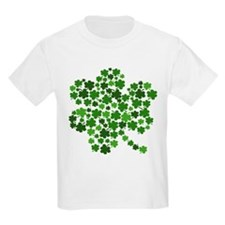Lucky St. Patty's Day Shamrock T-Shirt