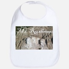 MOUNT RUSHMORE Bib