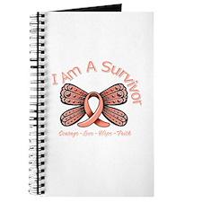 Uterine Cancer I 'm A Survivor Journal