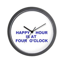 Wall Clock, Happy-Hour