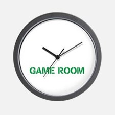 Wall Clock-For Game Room