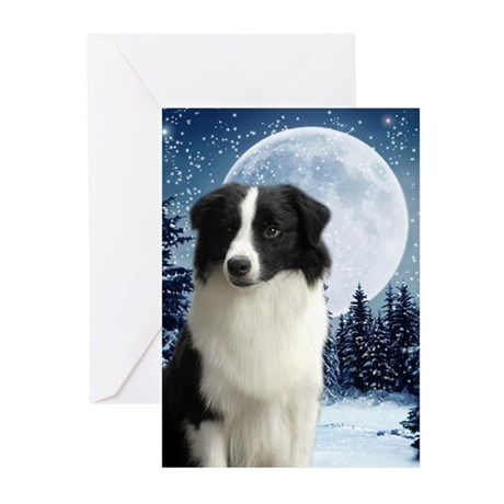 2010 Border Collie Cards (Pk of 20)