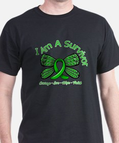 TBI I'm A Survivor T-Shirt