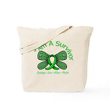 TBI I'm A Survivor Tote Bag
