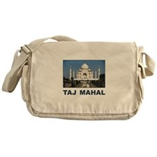Taj Mahal Messenger Bag