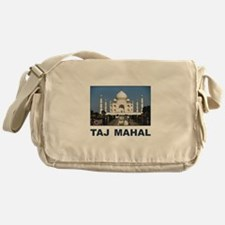 Taj Mahal Messenger Bag