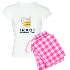 Iraqi Drinking Team Pajamas