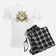 Stylish Shamrock Pajamas