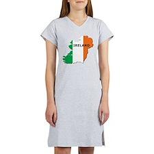 Ireland Women's Nightshirt