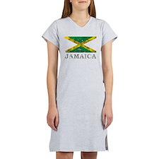 Vintage Jamaica Women's Nightshirt