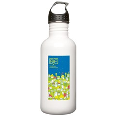 RIF Stainless Wat. Bottle 1.0L - Book People Unite