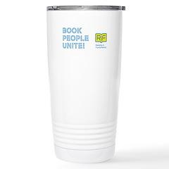 RIF Travel Mug - Book People Unite