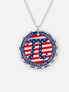 American Pi, Pie Necklace