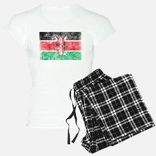 Vintage Kenya Pajamas