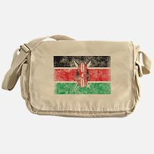Vintage Kenya Messenger Bag
