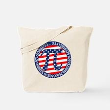 American Pi, Pie Tote Bag