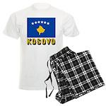 Kosovo Men's Light Pajamas