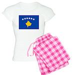 Kosovo Flag Women's Light Pajamas