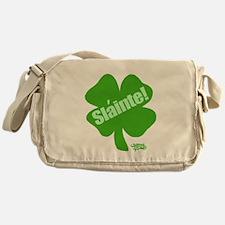 Slainte St. Patrick's Day Messenger Bag