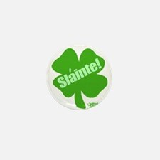Slainte St. Patrick's Day Mini Button (10 pack)