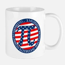 American Pi, Pie Mug