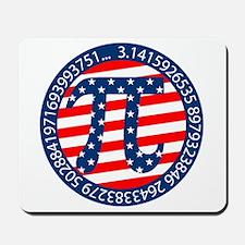 American Pi, Pie Mousepad