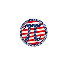 American Pi, Pie Mini Button