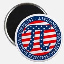 "American Pi, Pie 2.25"" Magnet (100 pack)"