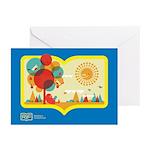 RIF Greeting Cards (Pk of 10) - Fun Art