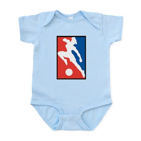 Pro Women Soccer Infant Creeper