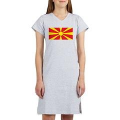Malta Flag Women's Nightshirt