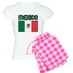 Mexico Women's Light Pajamas