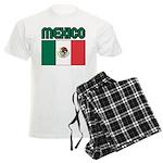 Mexico Men's Light Pajamas