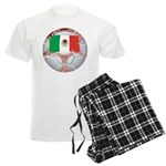 Mexico Soccer Men's Light Pajamas