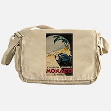 Unique Grand prix Messenger Bag