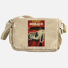 Monaco Grand Prix 1930 Messenger Bag