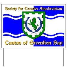 Greenlion Bay Yard Sign