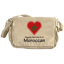 Happily Married Moroccan Messenger Bag