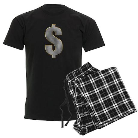 Big Money Men's Dark Pajamas