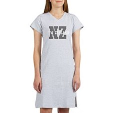 NZ New Zealand Women's Nightshirt