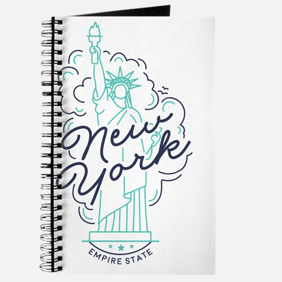 Funny Statue of liberty Journal
